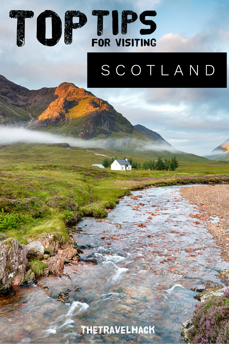 The Travel Blogger's Guide to Visiting Scotland
