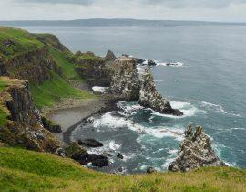 Seabird colonies Rathlin Island - Beyond the City Break in Belfast with Flybe and Avis