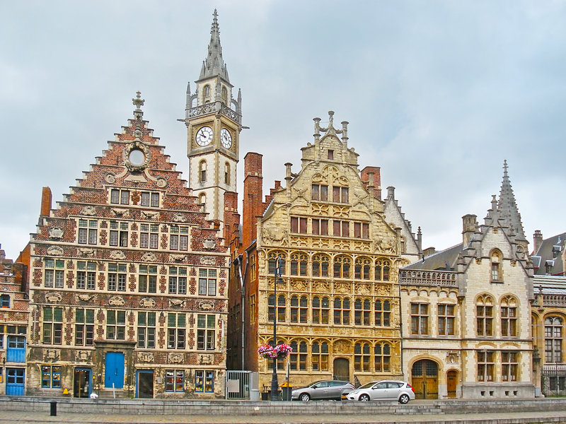 10 Things to do in Ghent