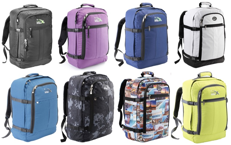Cabin Max Metz Backpack- 10 Best Carry-On Luggage Options for Travel
