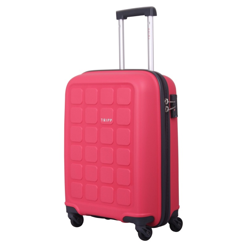Tripp Raspberry Holiday Cabin Suitcase - 10 Best Carry-On Luggage Options for Travel
