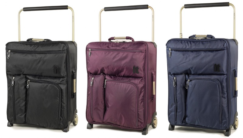IT Luggage World's Lightest Cabin Suitcase - 10 Best Carry-On Luggage Options for Travel