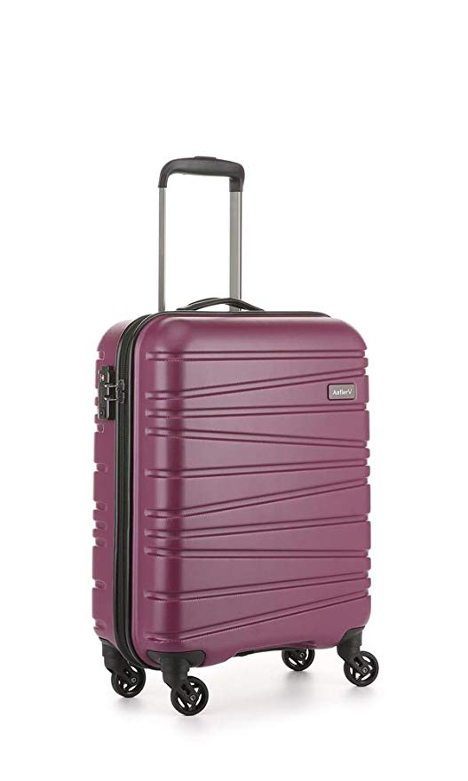 Antler Sonar Exclusive Cabin Suitcase - 10 Best Carry-On Luggage Options for Travel
