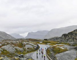 he Travel Hack Mount Dalsnibba Norway