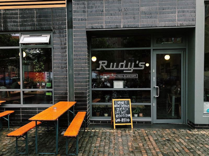 Rudy's - Best places to eat and drink in Manchester