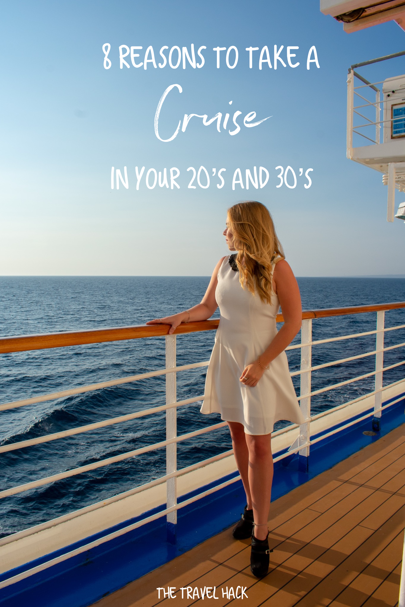 8 reasons why you should take a cruise in your 20's and 30's