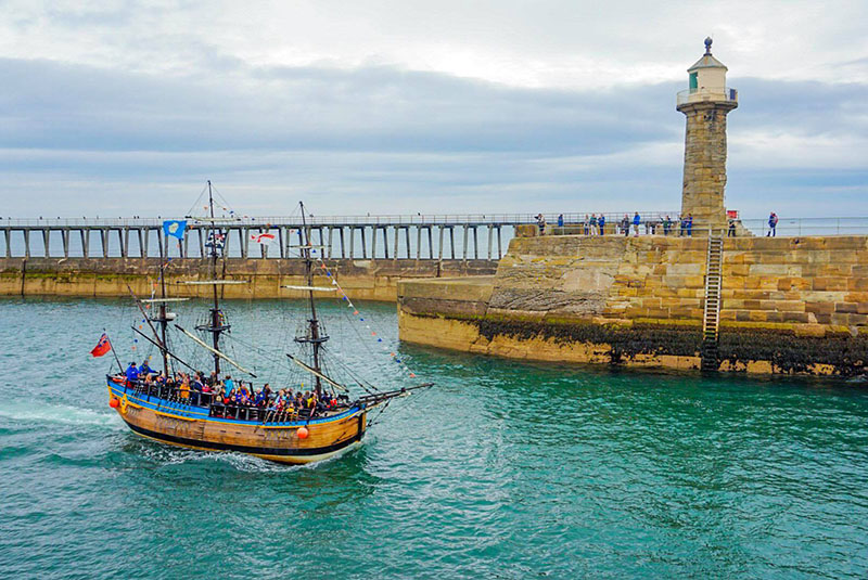 Captain Cook experience Whitby