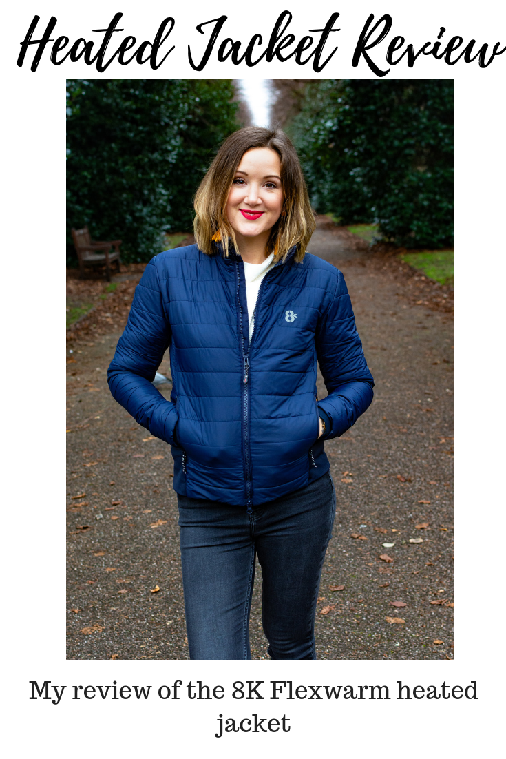 8k flexwarm heated jacket review