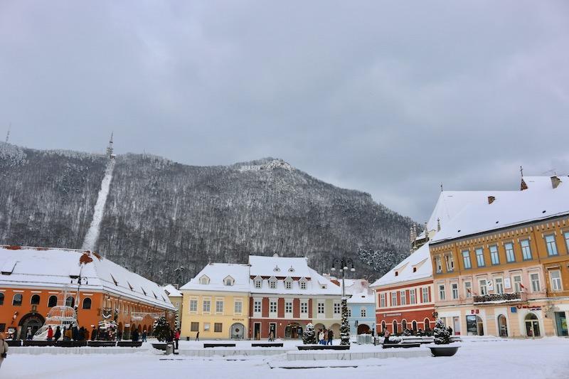 Transylvania Holidays: Visiting Brasov
