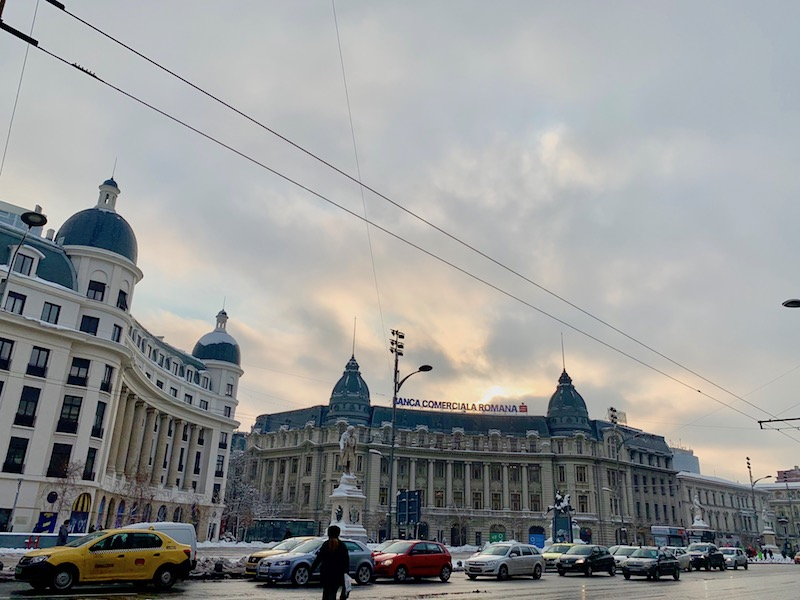 My Transylvania Holiday: day 1 in Bucharest