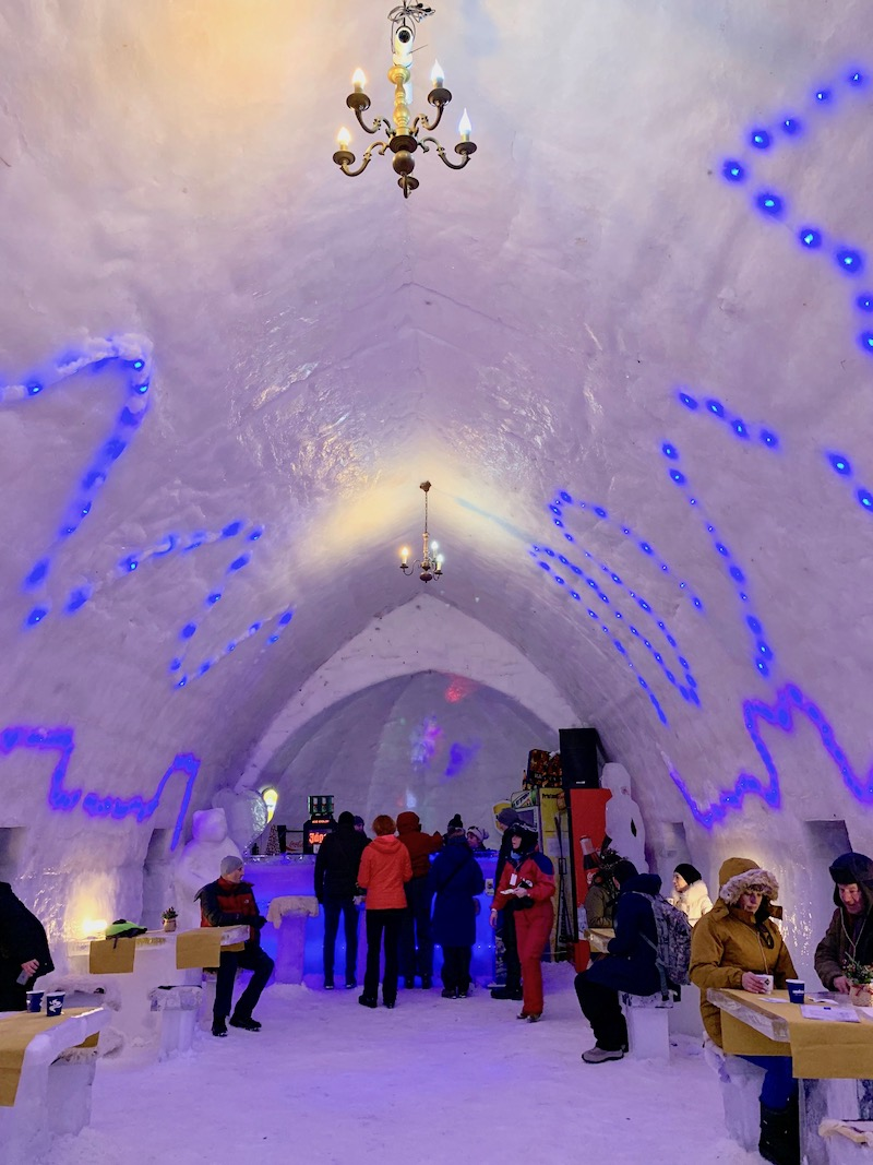 Transylvania Holidays - Staying in Romania's Ice Hotel