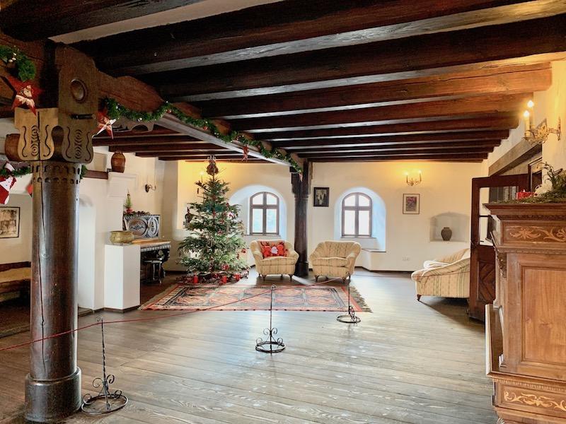 Transylvanian Holidays: Bran Castle