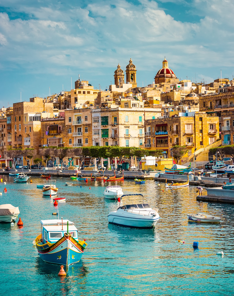 A mini guide to Valletta, the capital of Malta