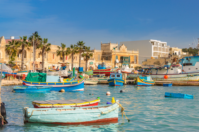Things to do in Valletta