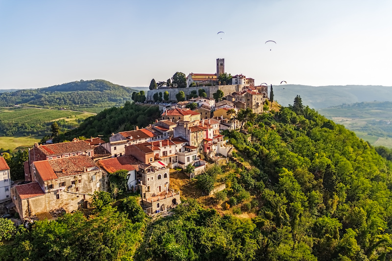 How to spend a weekend in Istria: Croatia's hidden gem