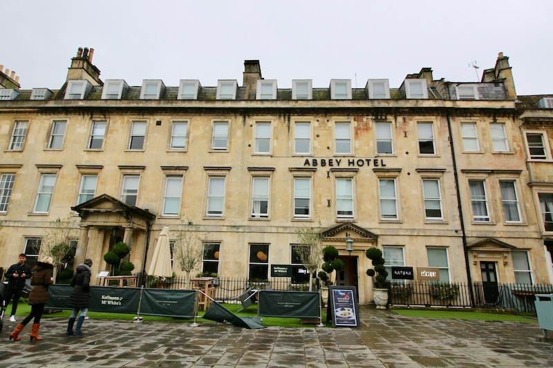The Abbey Hotel Bath Review