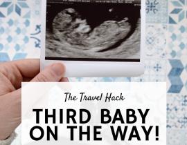 Expecting third baby