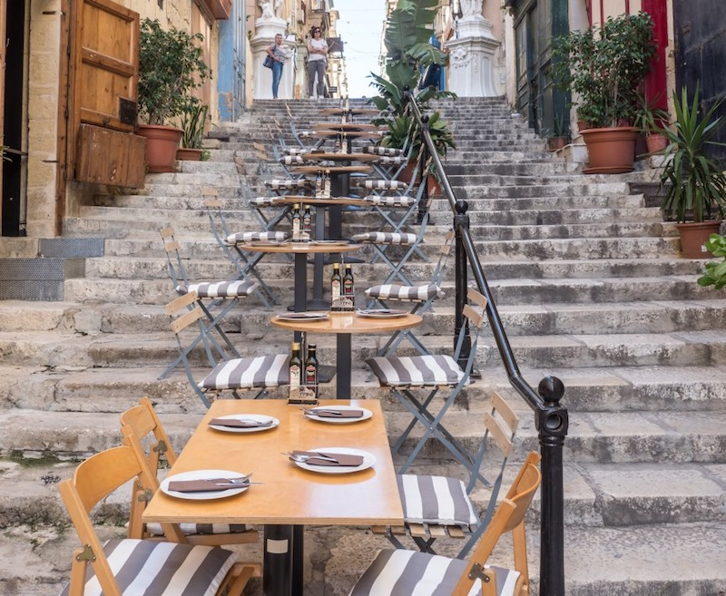Best Restaurants In Malta For Traditional Maltese Food And Drink