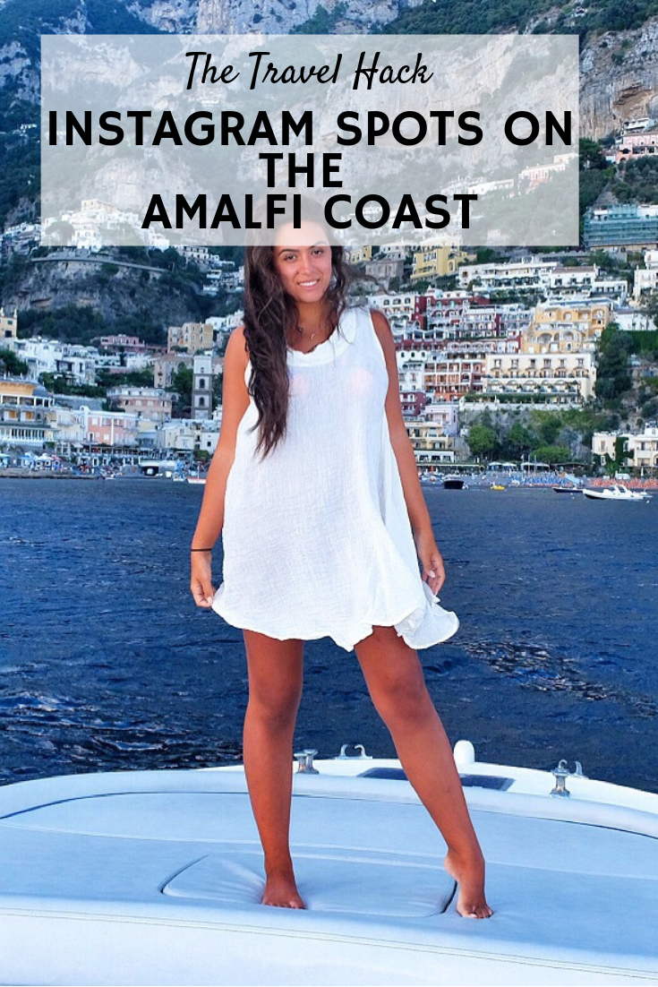 The Amalfi Coast's most Instagrammable spots