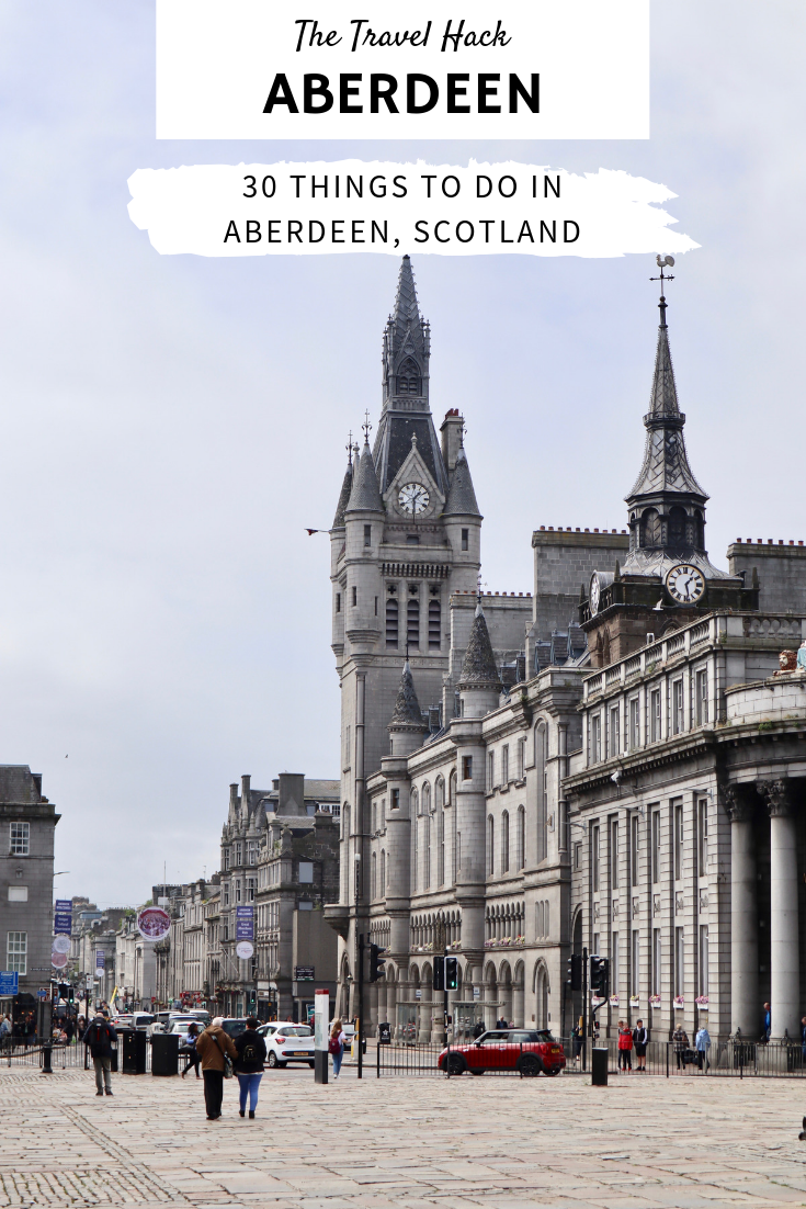 30 things to do in Aberdeen