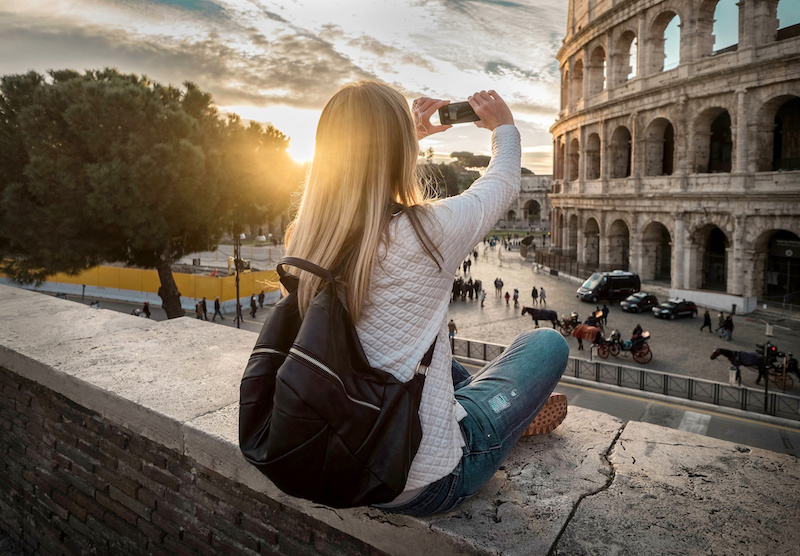 What's the weather in Rome in October like and what should you pack for your trip?