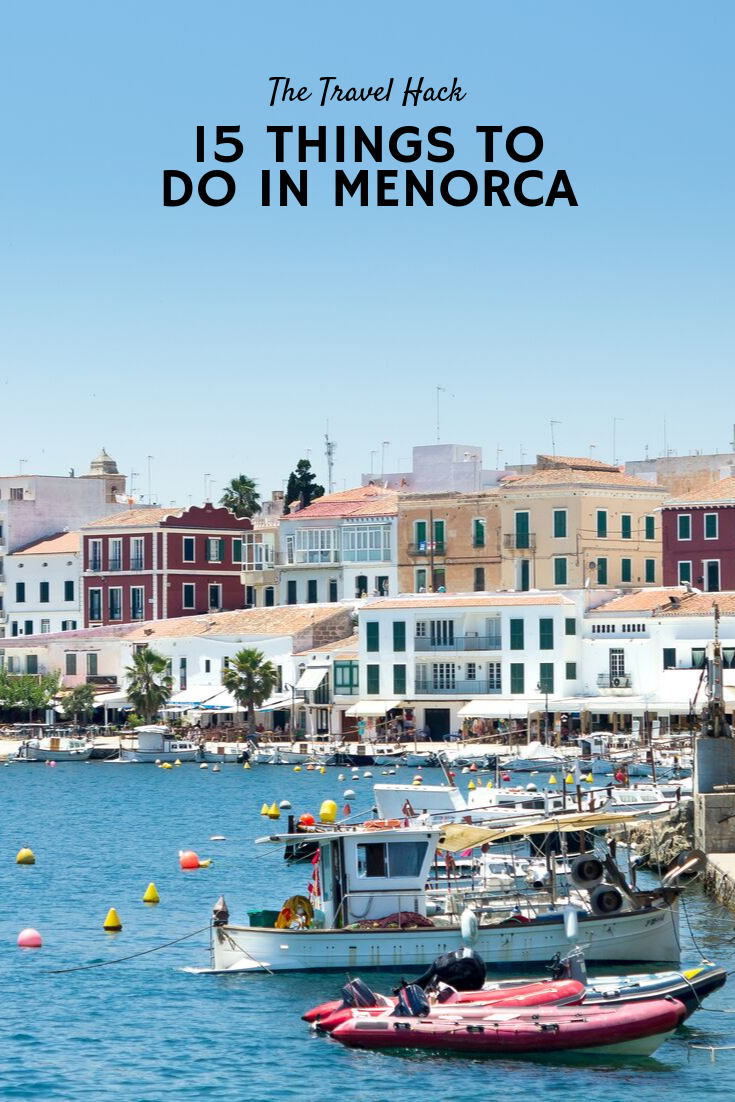 15 things to do in Menorca on The Travel Hack Travel Blog