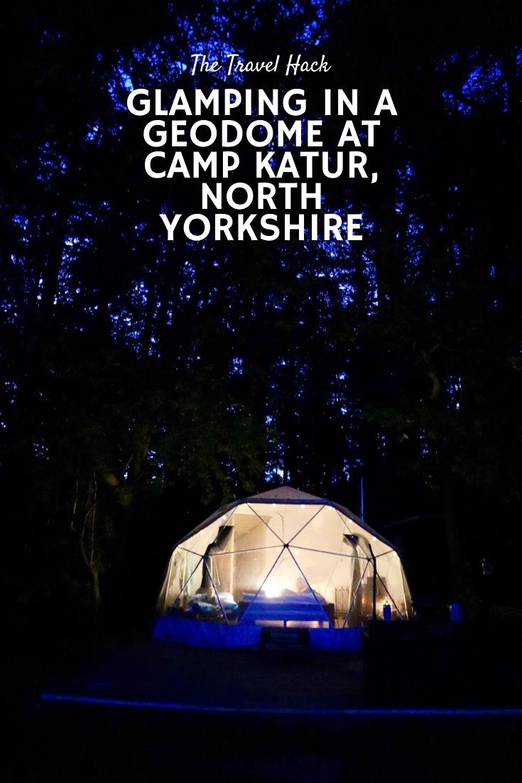 Glamping at Camp Katur
