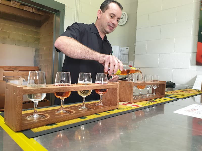 Wine and beer tours in Hunter Valley