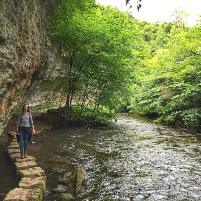 Chee Dale - a perfect alternative to the Monsal Trail