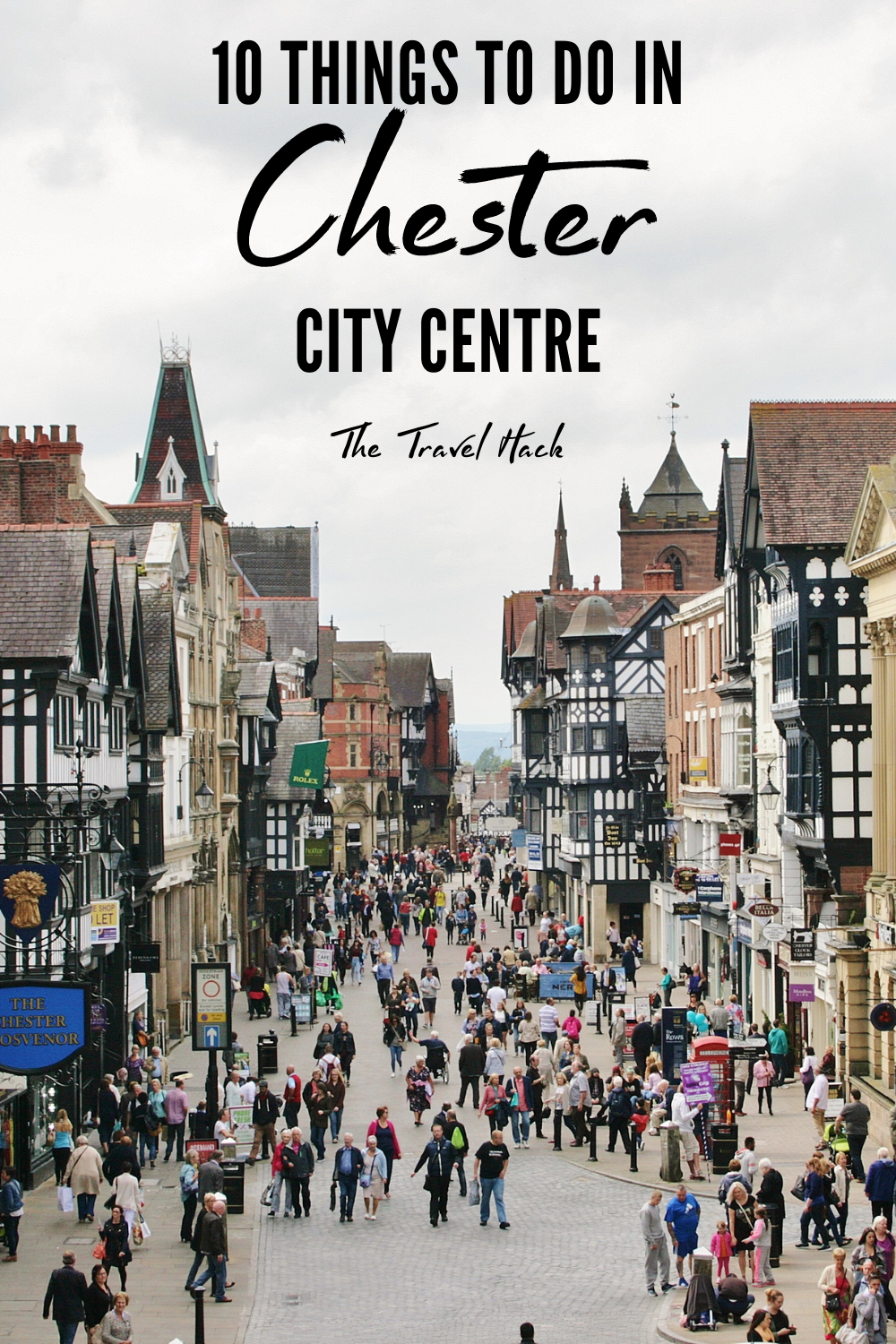 10 things to do in chester city centre