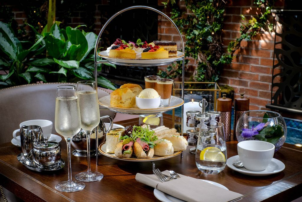 Best places in Chester for afternoon tea