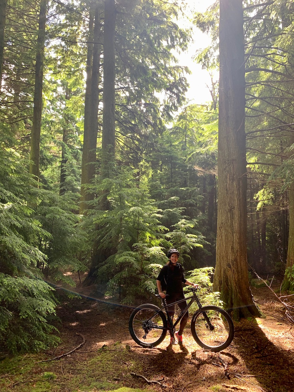 An introduction to bikepacking in North Wales