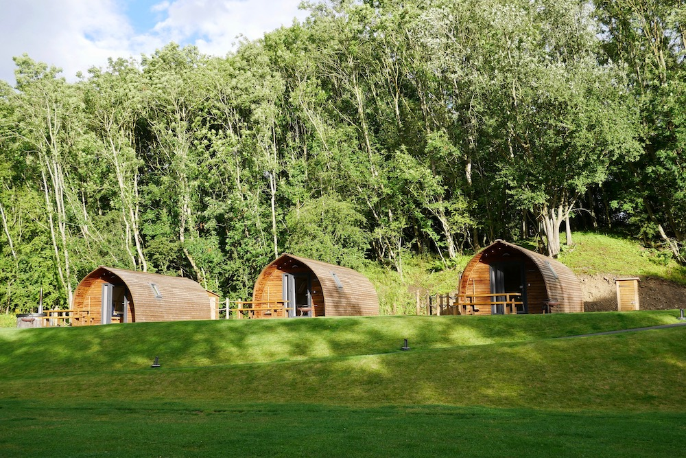 Wigwam Holidays review  forcett Grange