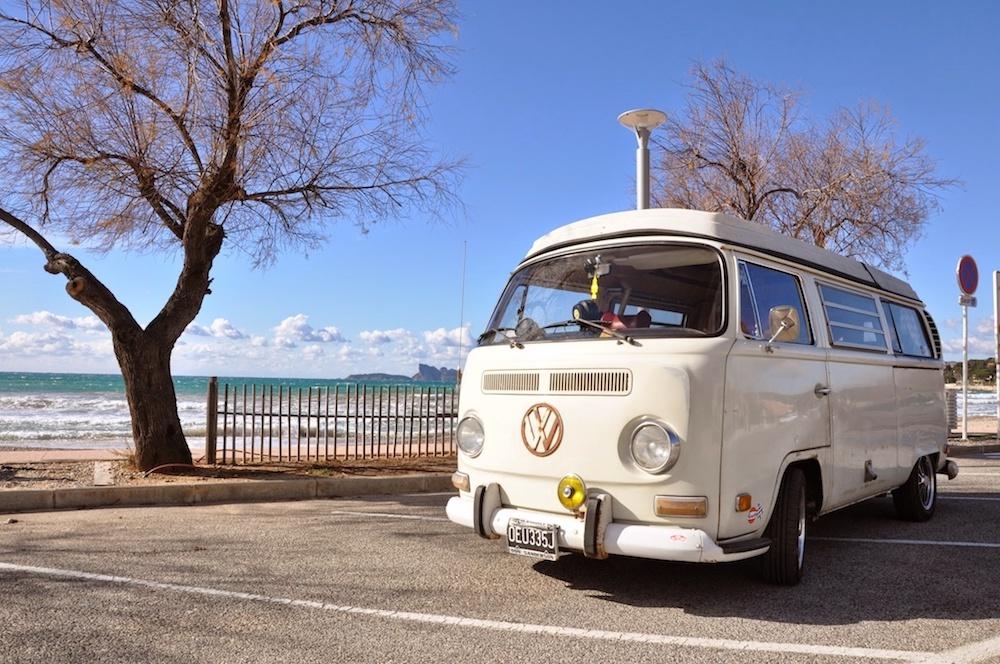 Combi campervan