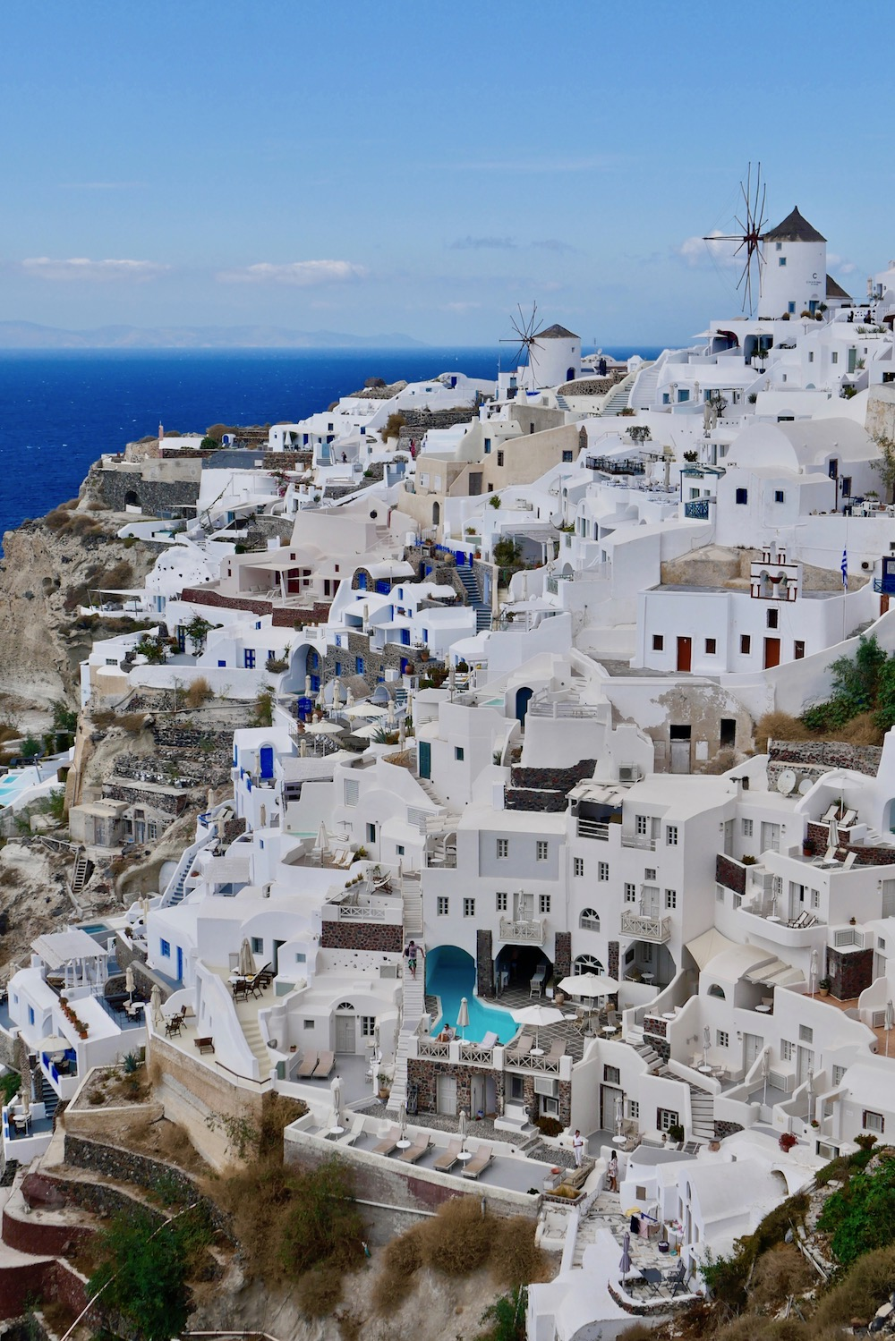 Visiting Oia Greece | The Travel Hack